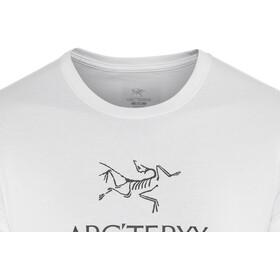 Arc'teryx Arc'Word SS T-Shirt Men White